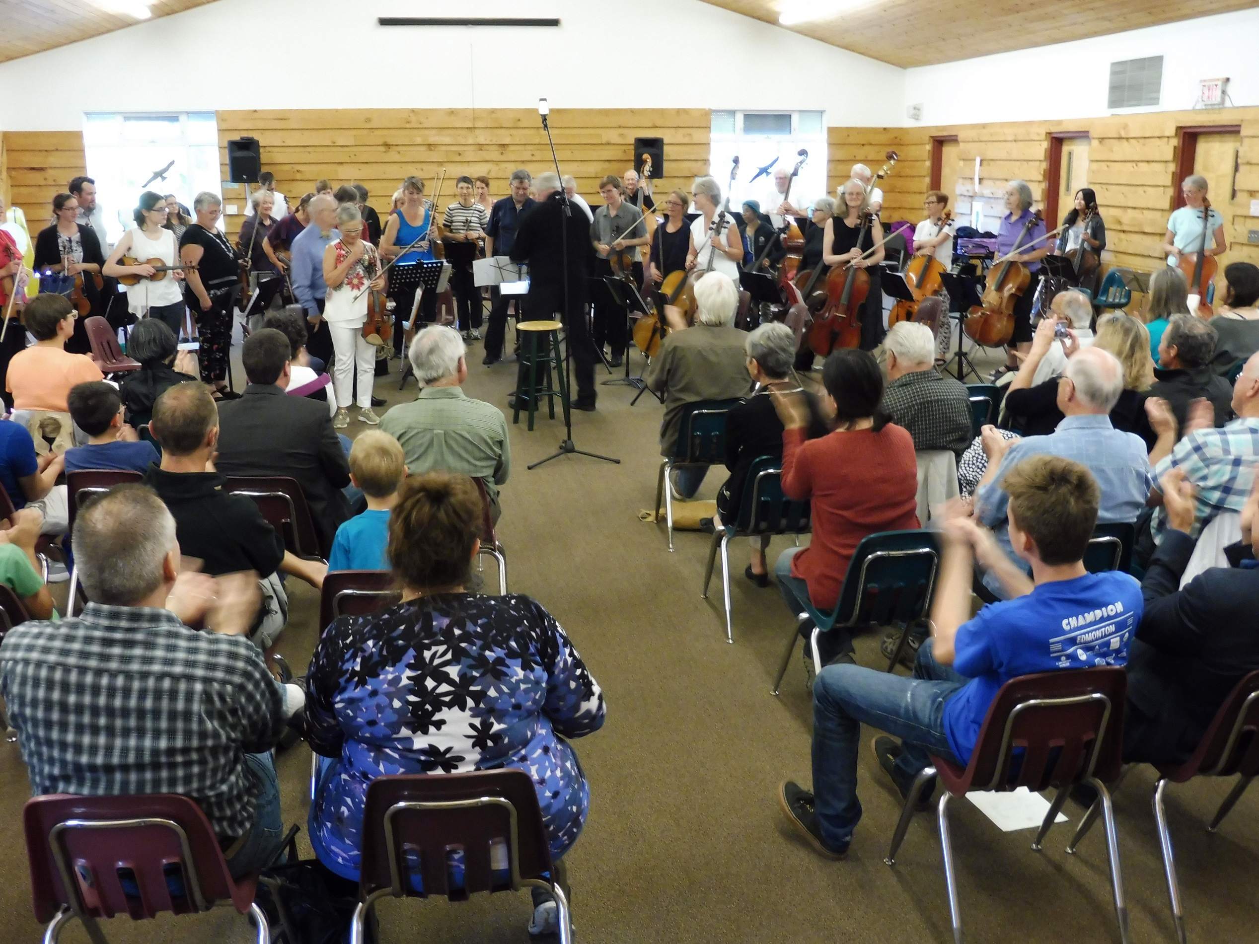 String Music Camp Concert September 9, 2018